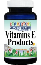 Vitamin E Products View All