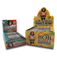 Bob Marley Hemp Cigarette Rolling Papers