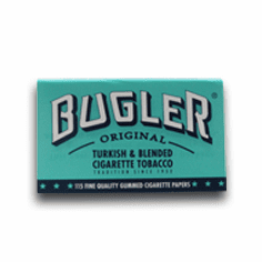 Bugler Rolling Paper- Box of 24