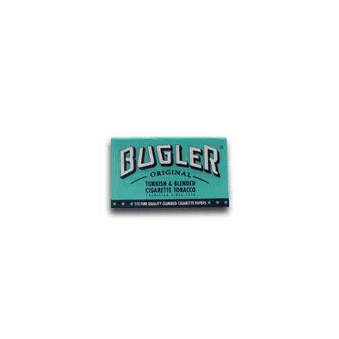 Bugler Rolling Paper- Pack of 10