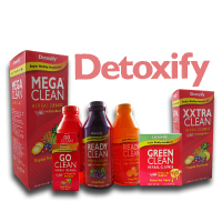 Detoxify Cleansing Products
