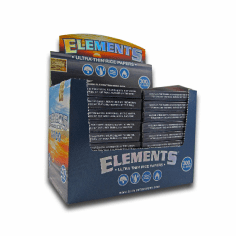 Elements Rice Rolling Papers 300ct Box of 40