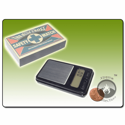 Mini WeighMax MatchBox Digital Scale