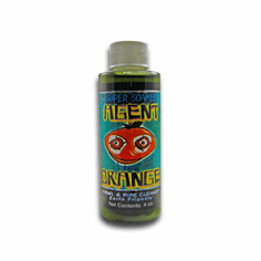 Orange Chronic Agent Orange 4 oz Bottle