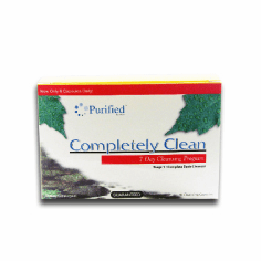 Purified Completely Clean 7 Day Cleansing Program