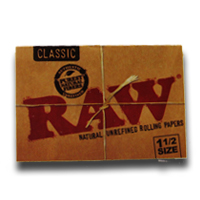 Raw Rolling Papers 1 1/2 size