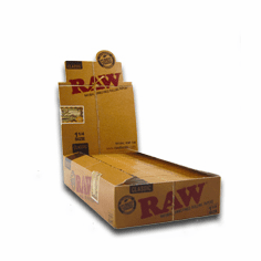 Raw Rolling Papers 1 1/4 Size Box Of 24