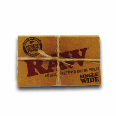 Raw Rolling Papers Single Wide Single Pack
