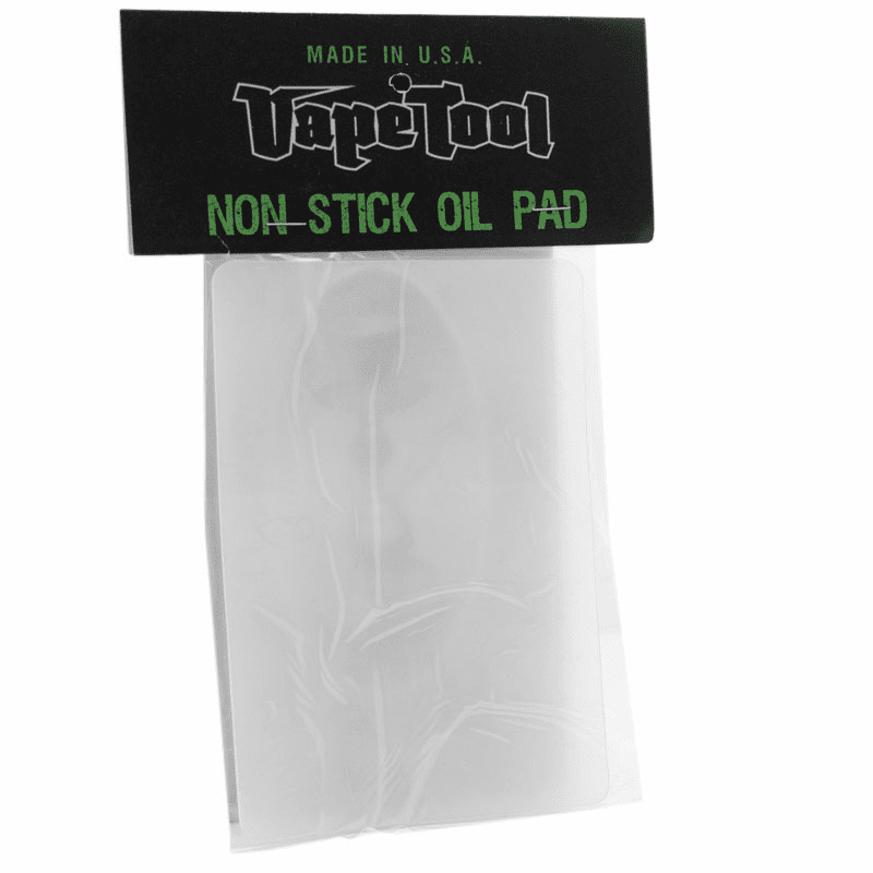 Vape Tool 4.5″x6.5″ Silicone Pad (Small)