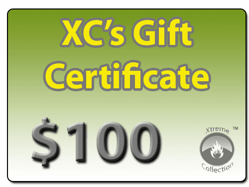 Xtreme Collection's $100.00 Gift Certificate