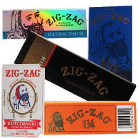 Zig Zag Assorted Mix