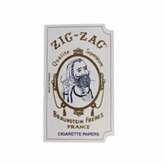 Zig Zag White- Pack of 10