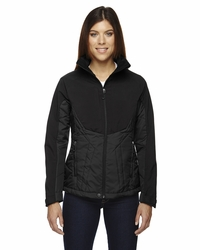 Ladies Innovate Insulated Hybrid Soft Shell Jacket