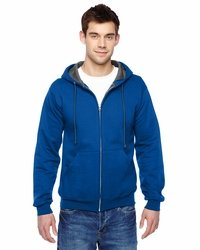 Unisex Sofspun Full-Zip Hooded Sweatshirt