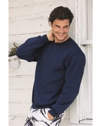 Unisex Lightweight Fleece Crewneck Sweatshirt