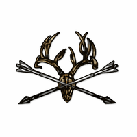 Bow Hunter Trophy Wall Art
