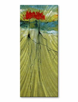 Deeply Rooted Tree Wall Art