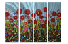 Fantasia Flowers Abstract Art