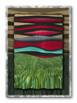 Fields of Color Wall Art