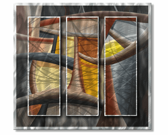 Forest of Abstraction Wall Art