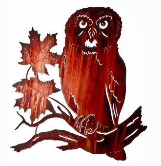 Give a Hoot Owl Wall Art