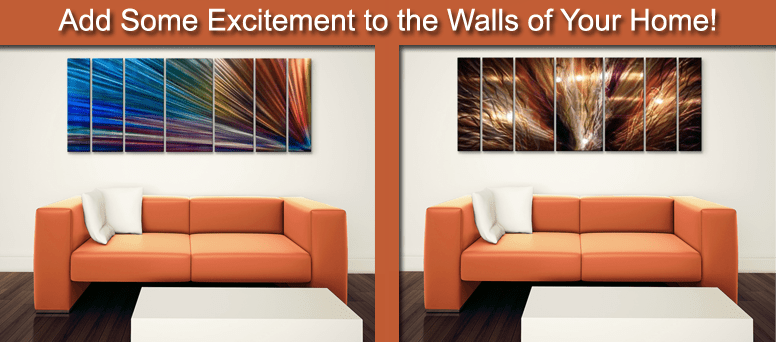 Metal Wall Art - Abstract & Large Wall Art By Metal-Wall-Art