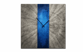 In Good Time Wall Clock