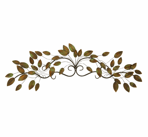 Leafy Archway Natural Wall Art