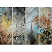 Revelation of Color Wall Art Set of 4