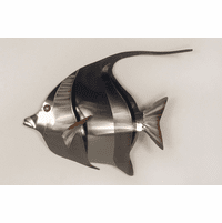 Solitary Kihikihi Swimmer Fish Wall Decor