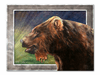 Spirit of the Bear Nature Artwork