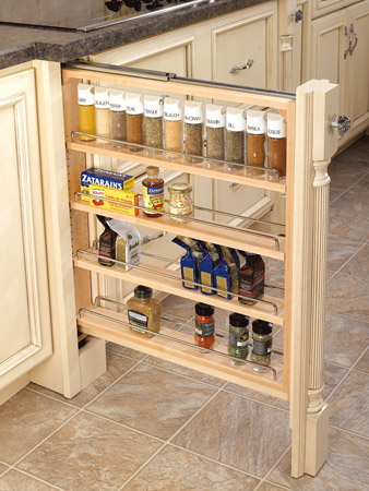"3"" Base Filler Organizer"