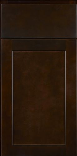 Amesbury Espresso Sample Door