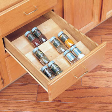 Base 24 Spice Drawer Insert