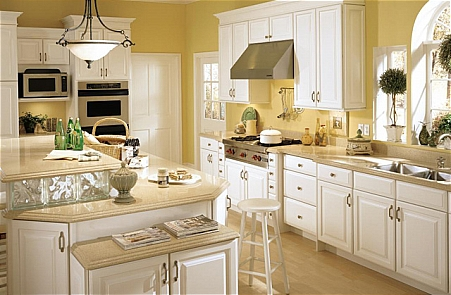 Catalina Thermofoil Kitchen Cabinets