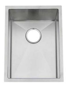 Chef Pro Series Stainless Steel Undermount Sink: CPUR1519-D10
