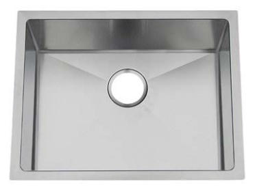 Chef Pro Series Stainless Steel Undermount Sink: CPUR2319-D10
