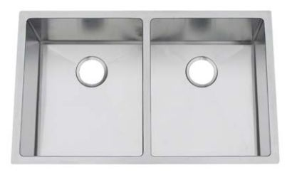 Chef Pro Series Stainless Steel Undermount Sink: CPUR3219-D1010