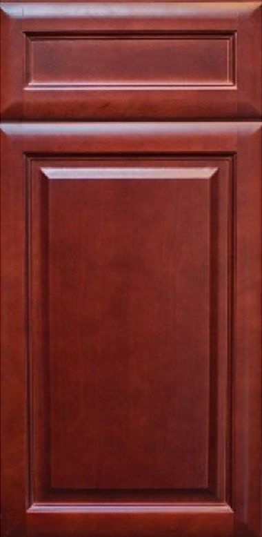 Forevermark-TSG Cherry Glaze Sample Door