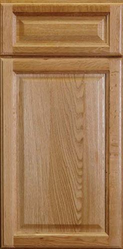 Forevermark-TSG Country Oak Sample Door