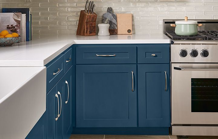 Dartmouth 5-Piece Biscayne Kitchen Cabinets
