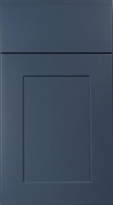 Dartmouth Biscayne Paint Small Sample Door