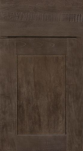Dartmouth Brownstone Small Sample Door