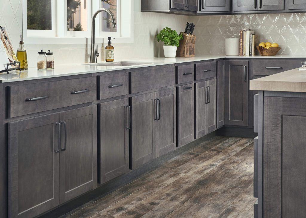 kitchen cabinet stain | Dartmouth Grey Stain Kitchen Cabinets