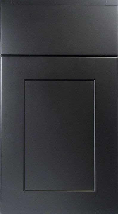 Dartmouth Midnight Paint Small Sample Door