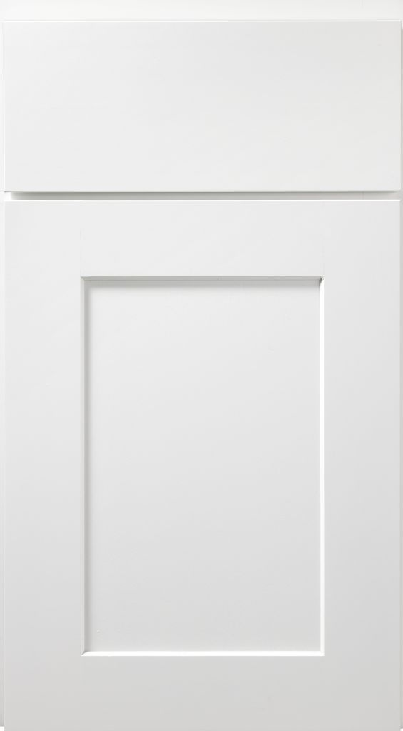 Dartmouth White Paint Small Sample Door