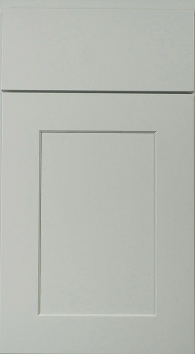 Dartmouth Palmetto Paint Small Sample Door