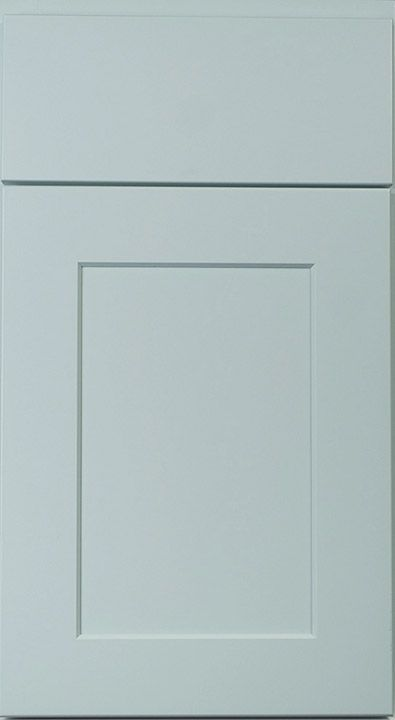 Dartmouth Seabreeze Paint Small Sample Door