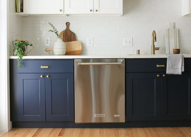 Dartmouth Seaport Paint Kitchen Cabinets