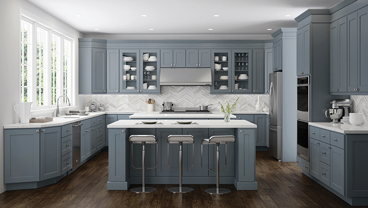 Dover Castle Kitchen Cabinets
